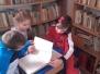 Parteneriat cu biblioteca Cartea - prietena mea
